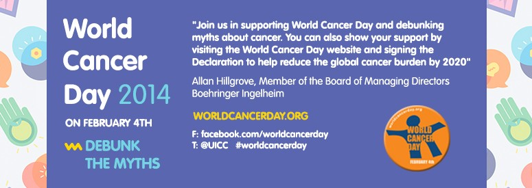 World Cancer Day: Beirut & Beyond… | Emily O'Dell