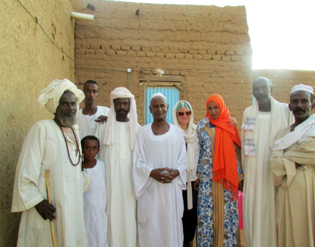 Sufi caravan in Sudan (Photo: Emily O'Dell)