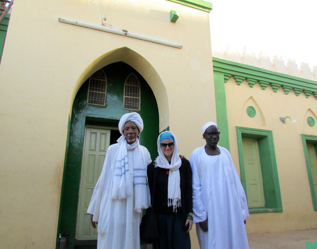 Exploring Sufism in Sudan (Photo: Emily O'Dell)