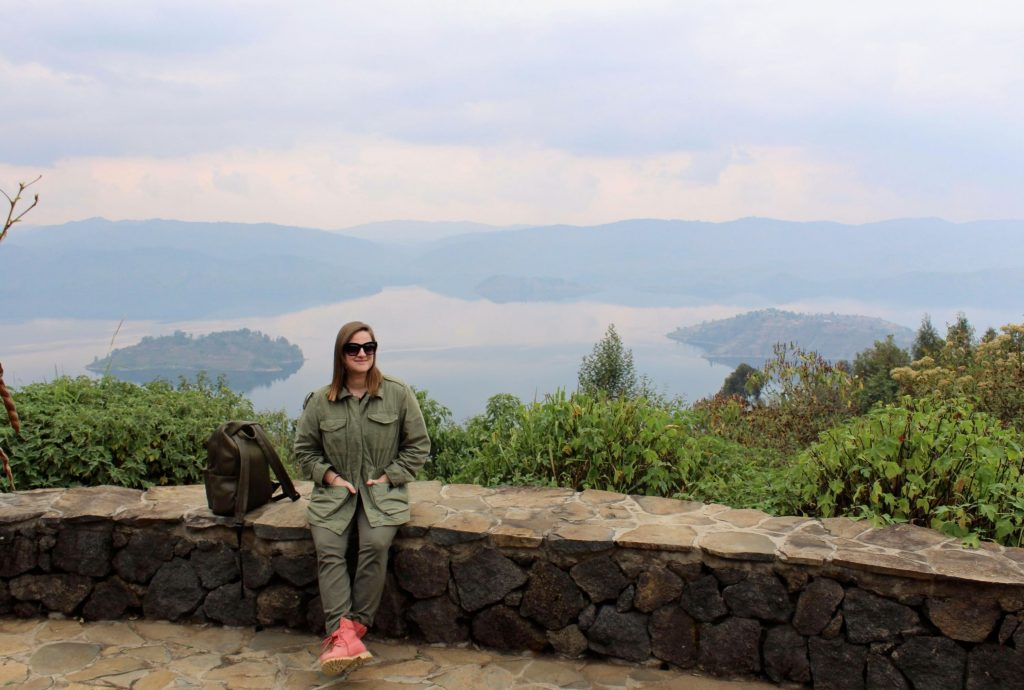 Rwanda's Twin Lakes (Photo: Emily O'Dell)