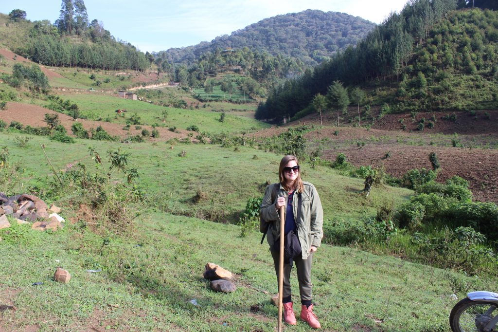 Bwindi Impenetrable Forest in Uganda (Photo: Emily O'Dell)