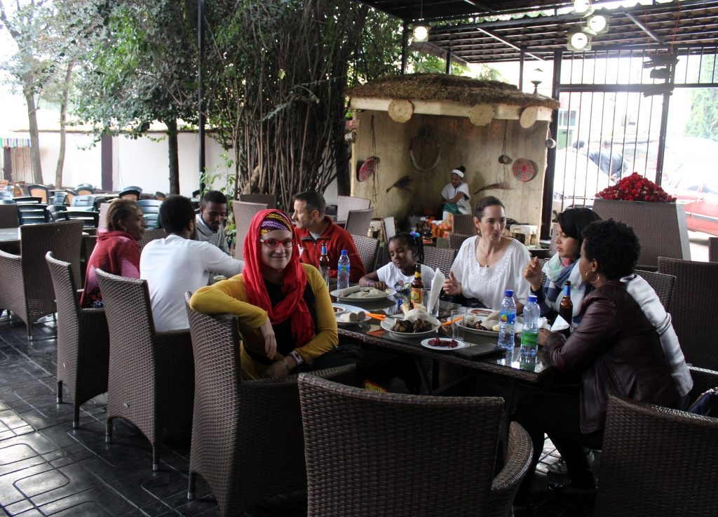 Addis Ababa food tour (Photo: Emily O'Dell)