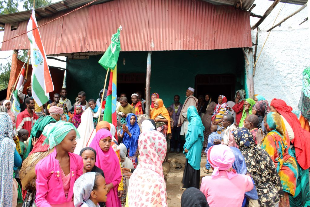 Zikr in Harar (Photo: Emily O'Dell)