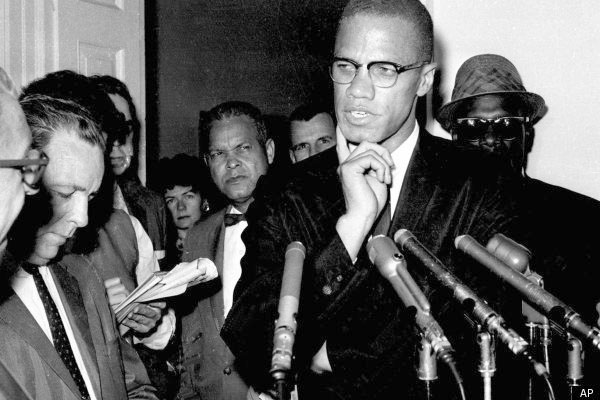 Malcolm X at Yale Law School